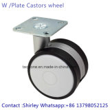 中国の高品質の上の版の足車の車輪を水平にする熱い家具のハードウェア