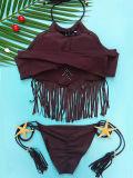 セクシーなビキニの水着の水着の水着2部分の