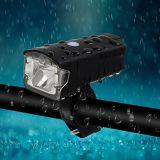 Lámpara portuaria recargable de la bici del USB de la alta calidad