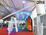 Unité de climatisation à air comprimé portable de 29 tonnes Unité de climatisation centrale pour un refroidissement de tente de fête