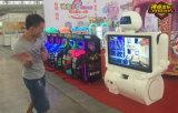 Equipo 2017 más caliente de la diversión que lucha Kung-Fu Video Arcade Somatosensory Machine