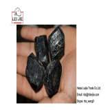 Natural Black Stick Crude, Rough Tourmaline
