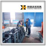 Canal de acero del agua de Kxd que forma la máquina