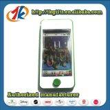 소형 지적인 전화 모양 플라스틱 핀볼 게임 장난감