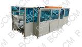 Palier/machine à coudre automatique caisse de coussin en Chine
