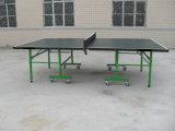 Table de tennis de table à double pli (TE-08)