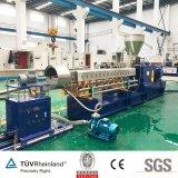 80% CaCO3+PE, das Masterbatch granulierende Maschine füllt