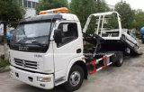 편평한 견인 차량을 적재하는 4*2 판매를 위한 4개 T 구조차 트럭