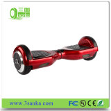 """Placa elétrica do pairo do """"trotinette"""" de Hoverboard da roda da polegada 2 dos produtos novos 6.5 com luz do diodo emissor de luz do altofalante de Bluetooth"""
