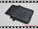 Популярный бумажник держателя кожи держателя портмона кельнера для официантки