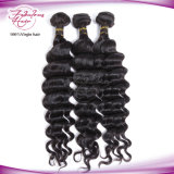 Do emaranhado brasileiro do cabelo do Virgin cabelo humano barato livre
