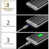 Hi-Скорости передачи данных кабеля 2 металла Wsken кабель USB Wsken миниой магнитной магнитный поручая для iPhone/микро- USB