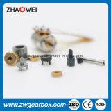 3V 3.4mm 저잡음 작은 감소 Gearmotor
