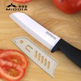 Cerámica de los cuchillos de cocina Ware de las frutas y verduras y corte de la carne