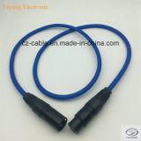 Spreker XLR/Microfoon/de Kabel van de Buis AV/Audio van de Ondeugd