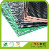 Niedriges Wärmeleitfähigkeit-Wärmeisolierung-Schaumgummi-Blatt-Dach-Material