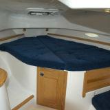 barco novo do cruzador de cabine da fibra de vidro de 23FT