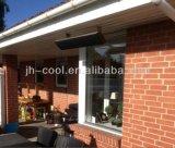 Termóstato ajustable, calentador infrarrojo para la casa/el sitio (JH-NR24-13A) de la yoga