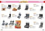 싼 가격 와플 베이커 또는 전기 와플 제작자 기계