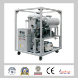 Online Circular Vacuum Purification Insulating Oil/Dielectric Oil/Transformer Oil Purifier (ZJA)