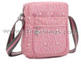 Saco de ombro cor-de-rosa para o saco do lazer das mulheres