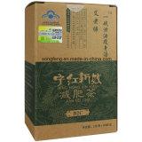 Té gordo de la hornilla que adelgaza el té para toda la edad con efecto rápido