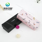 Papel rígido regalo impresión de la caja con arco vinculados, Apto para regalos Embalaje