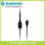 이어폰 iPhone7를 위한 Mic 음성 통제를 가진 소음 취소 Earbud 이어폰