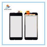 Schermo di tocco mobile dell'affissione a cristalli liquidi del telefono delle cellule per Nokia Lumia 530 parti di vetro del convertitore analogico/digitale N530