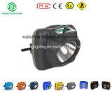 IP68, 13000lux, Atex Seguridad Inalámbrico Jefe de la lámpara con cargador USB