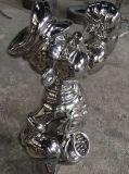 Produzione del mestiere della scultura, artigianato della decorazione della scultura dell'acciaio inossidabile, adattamento professionale