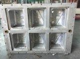 Rostschutz6061 7075 Aluminiumlegierung-CNC maschinell bearbeitetes Plastikspritzen für ENV-Schaumgummi-Produkte