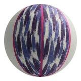 Baloncesto colorido del caucho de la talla 7