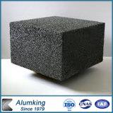 Matériau de construction pour la décoration Using la mousse argentée d'aluminium de couleur