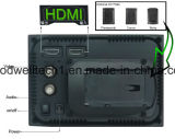 Input-output 800X 480 Professionele Camera HDMI LCD van 5 Duim Monitor, 16:9 met 5D II de Wijze van de Camera