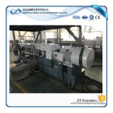 La macchina dell'espulsore del granello del PVC