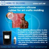 Hoher Riss Strength RTV Silikon-Flüssigkeit für die Herstellung der Formen