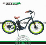 순찰 경관을%s 48V750W 후방 모터 전기 자전거