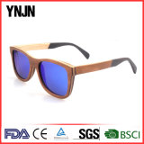 Óculos de sol de madeira laminados unisex relativos à promoção