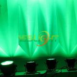 세륨, RoHS 증명서를 가진 옥외 LED 단계 동위 빛 3W*36PCS RGB