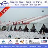 Tente blanche de noce de dessus de toit de bâti en aluminium extérieur de loisirs