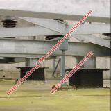 عازل إتجاهات مطّاطة لأنّ بناية وجسر [كنستروستون] زلزاليّة