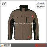 TPU и Fleece куртка Softshell 3 людей Workwear слоя