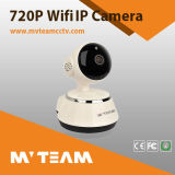 対面通話装置P/T 720p WiFiのスマートな雲IPのカメラサポートSDカード(H100-Q6)