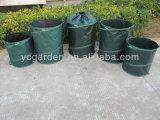 완전한 세트 of&#160 판매; 정원 재사용할 수 있는 부대를 갑자기 나타나십시오