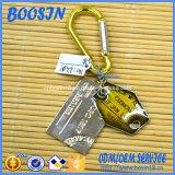 Keychainのためのカスタム安い金属のロゴの札の魅力