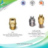 Metall, das flache Gebläse-Spray-Standarddüsen abkühlt
