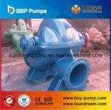 Pompe horizontale à moteur diesel de cas de fractionnement