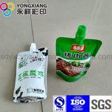 Fastfood- Tülle-Beutel verwendet für Nahrung