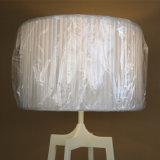 高品質のQuadrupodの白い鉄の永続的な床ランプ